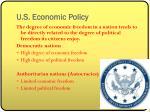 u s economic policy3