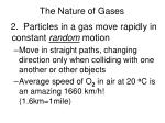 the nature of gases1