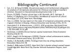 bibliography continued1