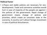 political factor