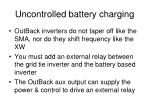 uncontrolled battery charging3