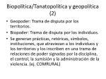 biopol tica tanatopol tica y geopol tica 2