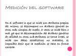medici n del software