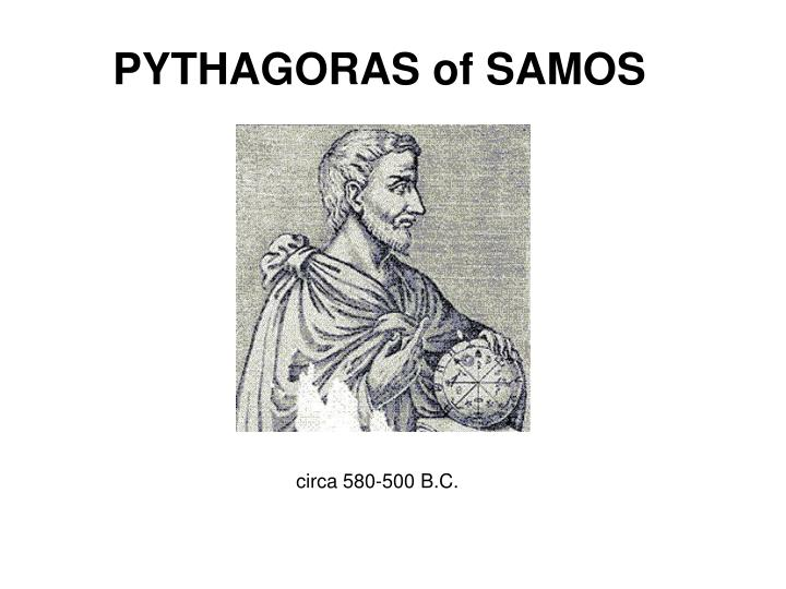 essay on pythagoras of samos Pythagoras of samos this essay pythagoras of samos is available for you on essays24com search term papers, college essay examples and free essays on essays24com - full papers database.