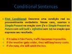 conditional sentences2