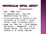 ventricular septal defect1