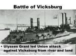 battle of vicksburg1