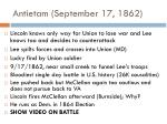 antietam september 17 1862