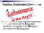 positive predictable classrooms1