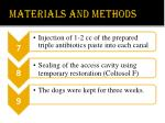 materials and methods3