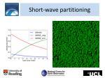 short wave partitioning3