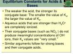 equilibrium constants for acids bases5