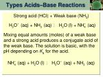 types acids base reactions2