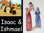 isaac ishmael