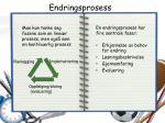 endringsprosess