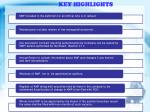 key highlights1
