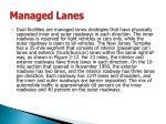 managed lanes17