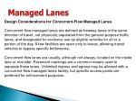 managed lanes37
