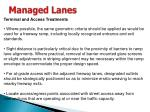 managed lanes42