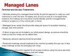 managed lanes43
