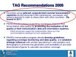 tag recommendations 20091