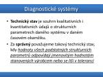 diagnostick syst my