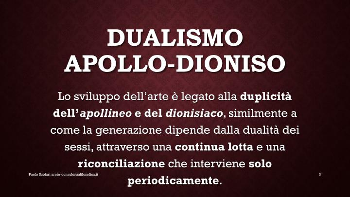 Dualismo apollo-