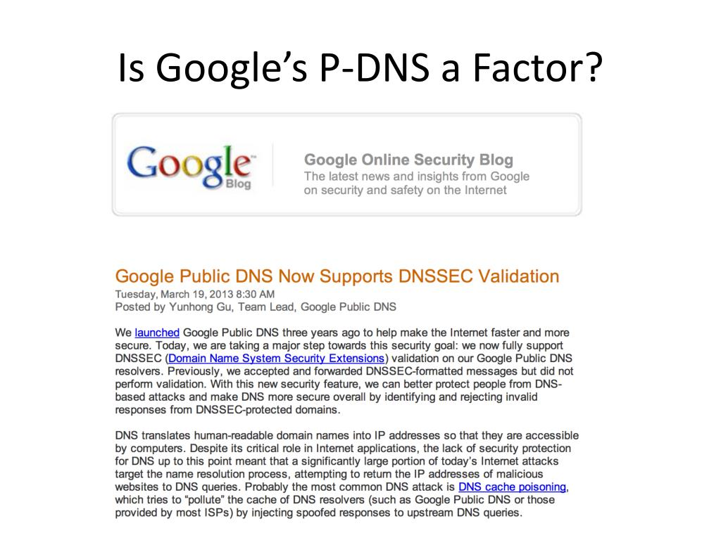 PPT - Measuring DNSSEC PowerPoint Presentation - ID:2091071