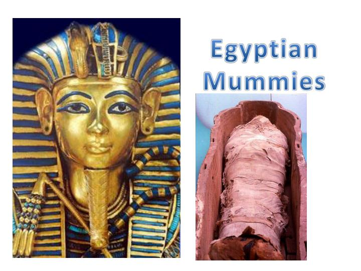a look at the ancient practice of mummification in egypt