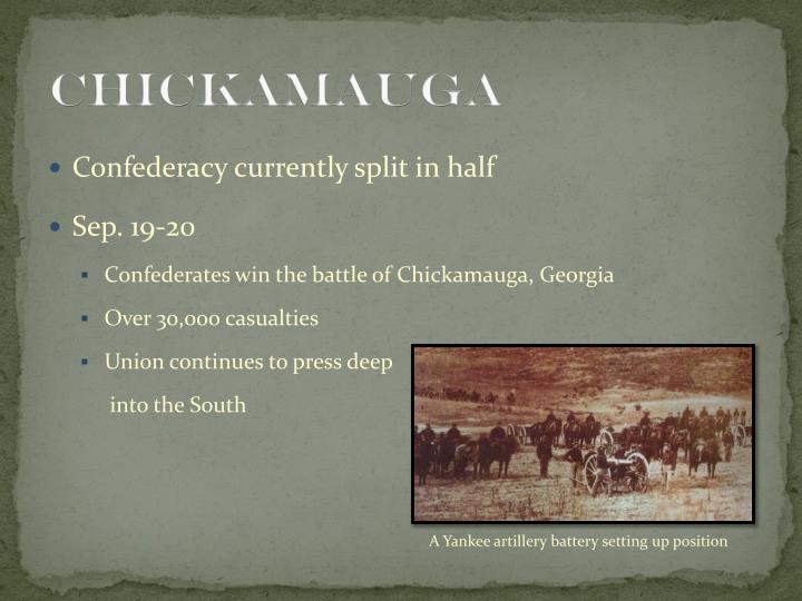 Chickamauga