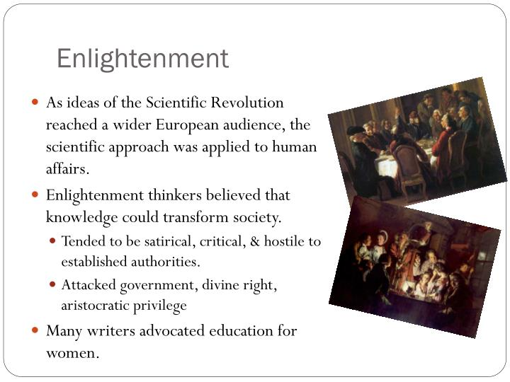 how did scientific revolution enlightenment impact european society Impact of the scientific revolution on europe essaysthe terms scientific revolution and enlightenment are used to describe two interrelated and sequential european intellectual movements that took place from the 1500s to the 1800s (gale.