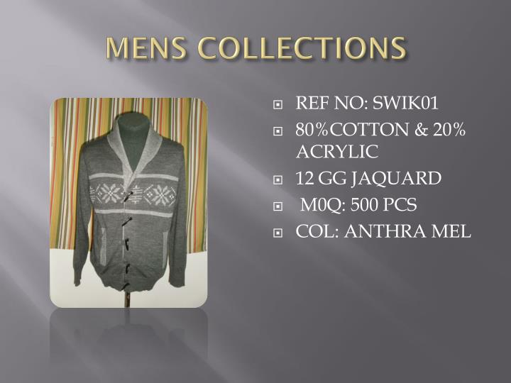 mens collections n.