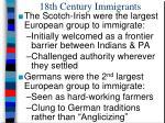18th century immigrants1