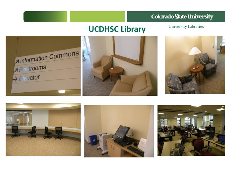 UCDHSC Library