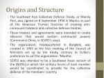 origins and structure