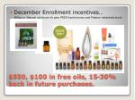 550 100 in free oils 15 30 back in future purchases
