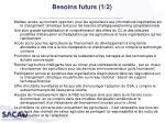 besoins futurs 1 2