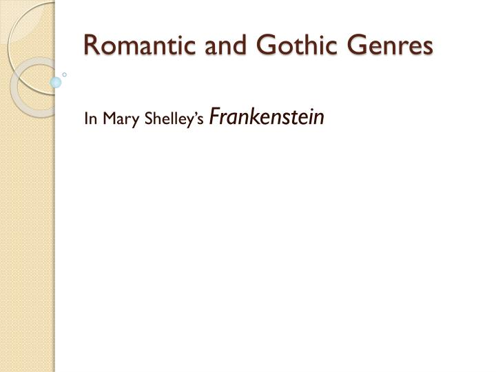 an analysis of the gothic genre in english literature Home gcse english literature analysis: genre analysis: genre it's told in old-school british gothic aqa gcse english literature - lady macbeth.