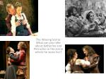 the wooing scene w hat can you infer about katherine and petruchio in the scene where he woos her