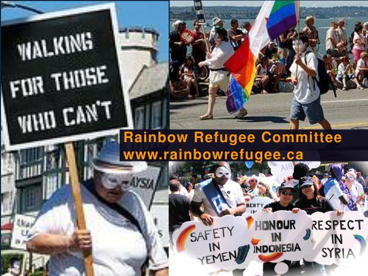 Rainbow Refugee Committee