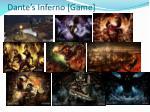 dante s inferno game