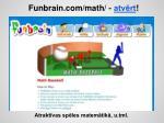 funbrain com math atv rt