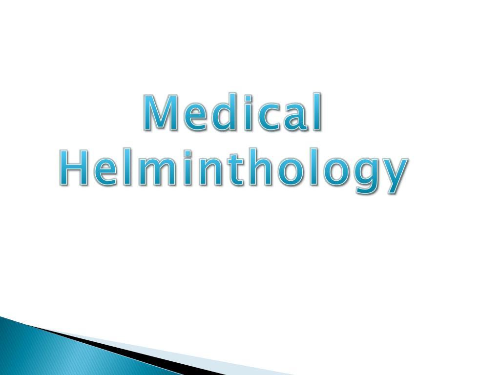 helminthology ppt