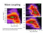 wave coupling