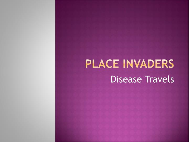 place invaders n.