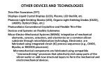 other devices and technologies