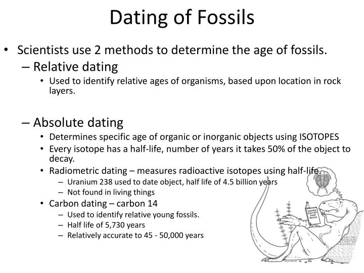 how to use carbon dating to determine age Carbon-14 dating can only be used to determine the age of something that was once alive it can't be used to determine the age of a moon rock or a meteorite for nonliving substances, scientists use other isotopes, such as potassium-40.
