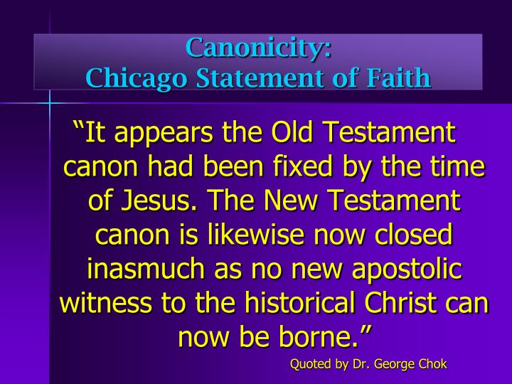 the principles of new testament canon New testament: new testament new testament canon, texts they are not just illustrations of ideas or principles.