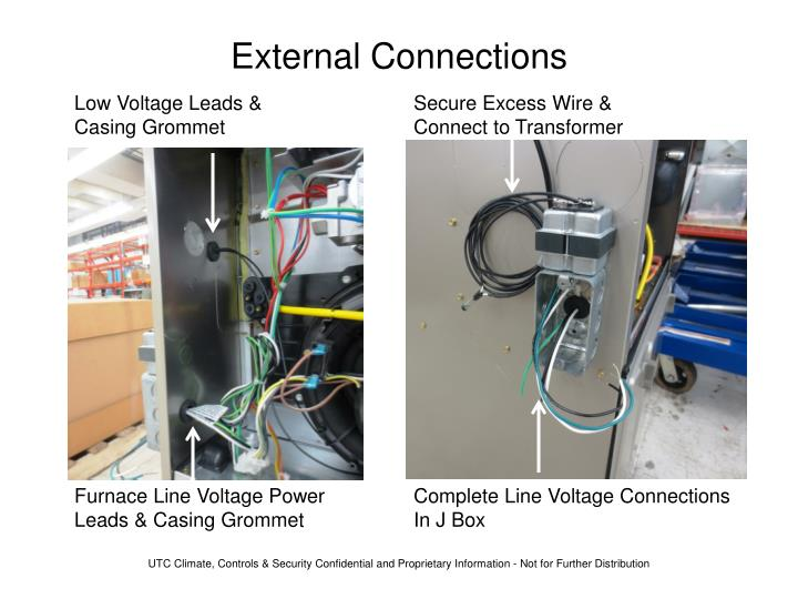 External Connections
