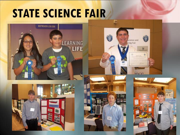 State Science Fair